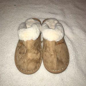 Slip-on Fur Boot
